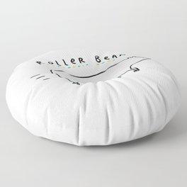 Roller Bear Floor Pillow