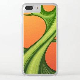Bramble Clear iPhone Case