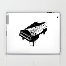 Turn on the music, Turn off your mind Laptop & iPad Skin