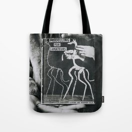 modelling for amateurs Tote Bag