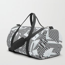 Work On The Verge Of Nothing Duffle Bag