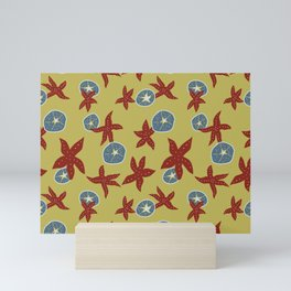Starfish and Sand Dollars Mini Art Print