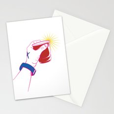 The Party Cup - v2 Stationery Cards