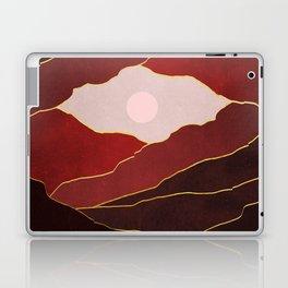 Surreal sunset 05 Laptop & iPad Skin