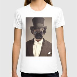 (Very) Distinguished Dog T-shirt