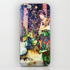 Saturnalia iPhone Skin