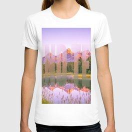 Grand Teton National Park Wyoming Print T-shirt