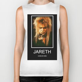 The Goblin King Biker Tank