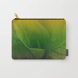 Partridge Plant Carry-All Pouch