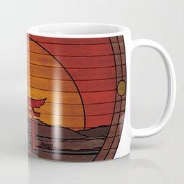 Japanese Torii - Round Landscapes #2 Coffee Mug