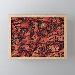 *ABSTRACT_A Framed Mini Art Print