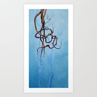 Monument of the Soul Art Print