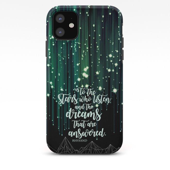 ACOMAF - Starfall iPhone Case