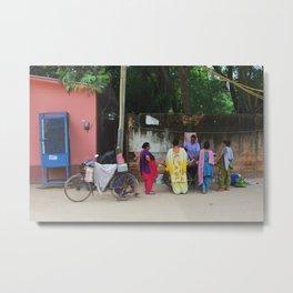 India Metal Print