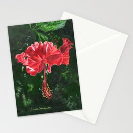Flamenco by Teresa Thompson Stationery Cards