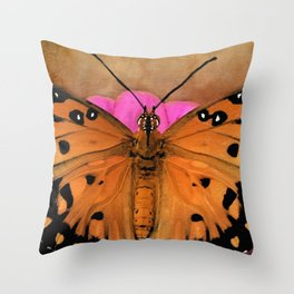On The Spot Throw Pillow