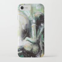 sarah paulson iPhone & iPod Cases featuring Sarah by Andrea Creates