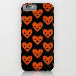 I Heart Halloween iPhone Case