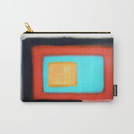 Living Rothko Carry-All Pouch