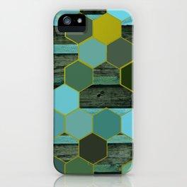 Seaside Honey iPhone Case