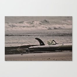 Surfboard 1 Canvas Print