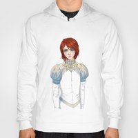 prince Hoodies featuring My Prince by Lily Art