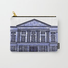Shrewsbury Museum and Art Gallery, Blue Carry-All Pouch