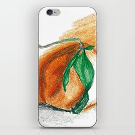 Sweet clementines iPhone Skin
