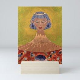 Apothecary Keeper Mini Art Print
