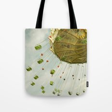 all the fun of the fair ...  Tote Bag