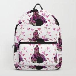 All Mummas Love Their Bubbas Backpack