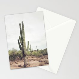 Desert Cactus Stationery Cards