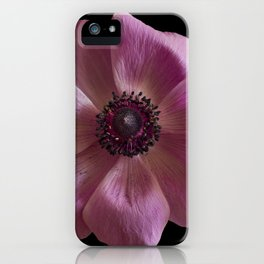 Windflower iPhone Case