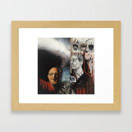 Bi-Standing Framed Art Print