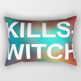 KILLSWITCH Rectangular Pillow