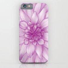 Dahlia Radiant Orchid  - JUSTART © Slim Case iPhone 6s