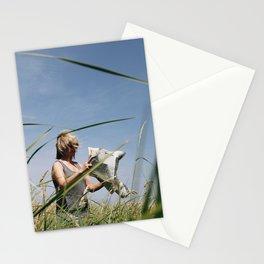 misplaced erudite Stationery Cards