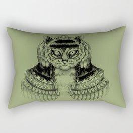 Cleo-CAT-ra Rectangular Pillow