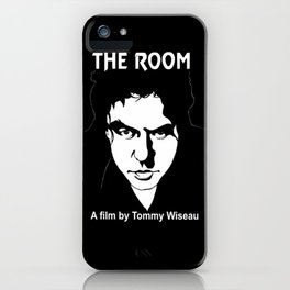 The Room- Tommy Wiseau iPhone Case