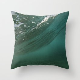 Pull Me Under Throw Pillow