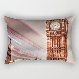 Big Ben, London, Uk Rectangular Pillow