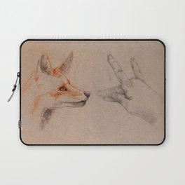 my wolf Laptop Sleeve
