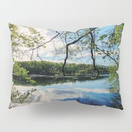 Pond Views Pillow Sham
