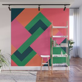 Abstract simplicity  Wall Mural