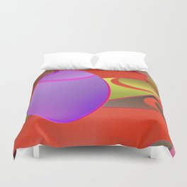 More pushovers Duvet Cover