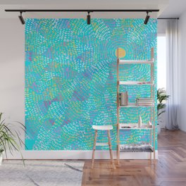 dotted sky Wall Mural