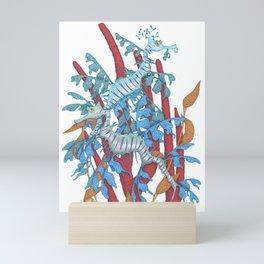 Sea Dragons Mini Art Print
