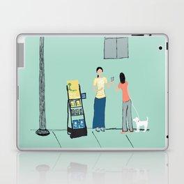At the Cart Laptop & iPad Skin