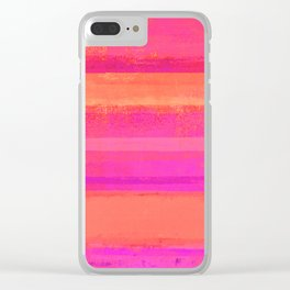 Popping Clear iPhone Case