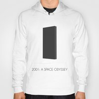 2001 Hoodies featuring 2001: a space odyssey by A.ROOM